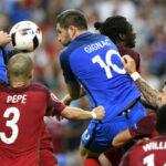 Pepe fue elegido el mejor jugador de la final de la Eurocopa Francia 2016