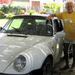 Fallece el gran Pitty Block, leyenda del surf y del automovilismo peruano