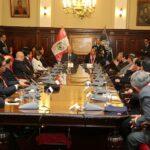 Poder Judicial se compromete con nuevo gobierno a apoyar políticas de Estado