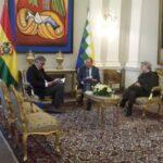 Bolivia entregó nota de protesta a Chile por incidente en Arica