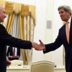 Rusia: Putin y Kerry coordinan cooperación militar contra Estado Islámico