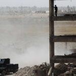 Bombardean campo de refugiados iraníes a las afueras de Bagdad