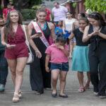 Nicaragua: Reinas de belleza de Canadá visitan Aldeas Infantiles SOS