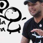 Ricky Martin y universitarios exhiben proyecto sobre trata de personas