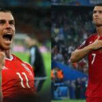 Duelo de millones en la Eurocopa entre Cristiano Ronaldo con  Bale