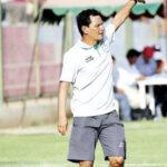 """Segunda División: Marcial Salazar: """"Tengo una deuda pendiente de ascender a Los Caimanes"""""""