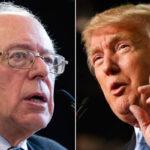 Bernie Sanders: Elijamos a Hillary Clinton contra el bravucón Donald Trump