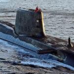 Submarino nuclear británico colisiona con un buque en el Peñón de Gibraltar