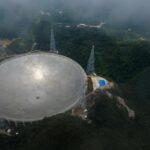 China: Finaliza instalación del radiotelescopio más grande en el mundo