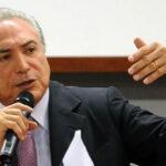 Brasil: Temer anuncia que no vacilará en aplicar medidas antipopulares