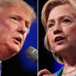 """Donald Trump ordenó a sus seguidores """"no ver"""" discurso de Hillary Clinton"""