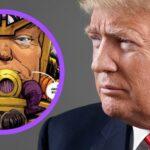 Marvel presenta esta semana un nuevo villano: Donald Trump