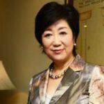 Primera mujer en optar al gobierno de Tokio parte como favorita