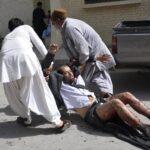 Pakistán: Atentado suicida causa 69 muertos y 108 heridos en hospital
