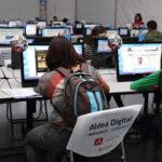 Aldea Digital festeja nuevo éxito de público y su aporte a la educación