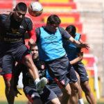 Selección peruana cumple segundo día en el Cusco para enfrentar a Bolivia