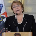 Chile: Bachelet se suma a campaña de GQUAL por la paridad de género y DDHH