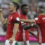 Bundesliga: Bayern Múnich arranca goleando 6-0 al Werder Bremen