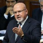 Caso Toledo: Gobierno hace todo lo posible para detener a prófugo expresidente