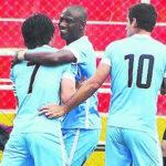 Real Garcilaso golea 4-2 a La Bocana por la Liguilla A