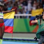 Río 2016: Colombia y Venezuela se llevan oro y plata en salto triple femenino