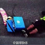Equipo chino de baloncesto queda atrapado en tiroteo al llegar a Río de Janeiro