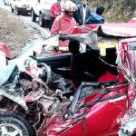 Choque en vía Arequipa-Puno deja ocho personas fallecidas