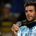 Río 2016: Del Potro cae ante Andy Murray y se queda con la medalla de plata