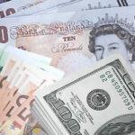 El dólar retrocede frente al euro y ante otras importantes divisas