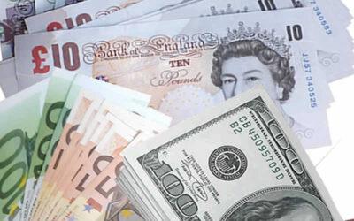 Dolares-Euros-Libras
