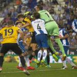 Liga Española: Málaga en la segunda fecha empata 2-2 con el Espanyol