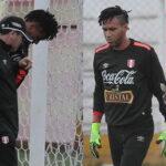 Selección peruana: Pedro Gallese se lesiona en su primera práctica en el Cusco