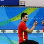 Río 2016: china He Zi acepta petición de matrimonio tras recibir medalla de plata