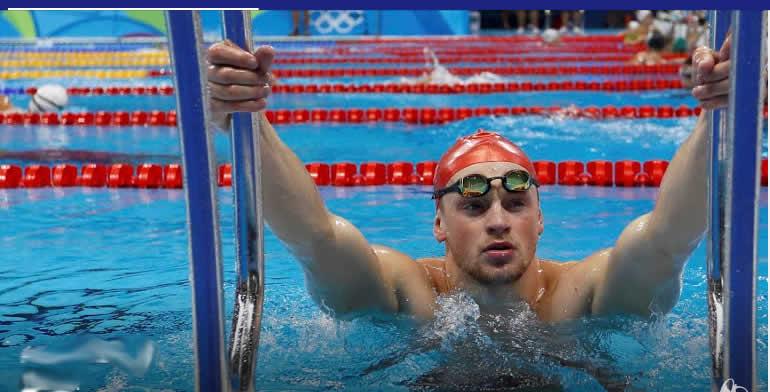 Adam Peaty establece nuevo record en Río