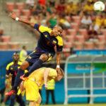 Río 2016: Colombia empata 2-2 con Suecia en el Grupo B