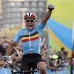 Río 2016: Ciclista belga logra medalla de oro en fondo en carretera