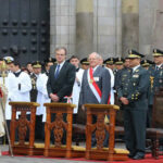 Presidente Kuczynski participó en misa en honor a Santa Rosa de Lima
