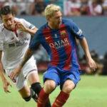 Supercopa de España: Barcelona golea 3-0 a Sevilla y se queda con el trofeo