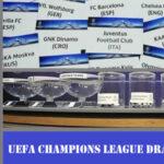 Liga de Campeones: Composición de la fase de los ocho grupos