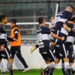 Christian Ramos jugó de titular en triunfo de Gimnasia y Esgrima ante Vélez