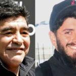 Maradona se reúne con Diego Junior y lo reconoce públicamente como su hijo