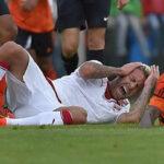 Futbolista francés pierde la mitad de su oreja en un partido amistoso