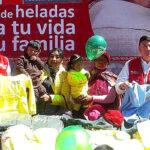 MIMP entregó 20 mil kits de abrigo para afectados por las inclemencias del friaje en Puno