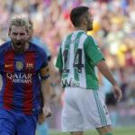 Liga Española: Barcelona debuta con contundente victoria 6-2 frente al Betis