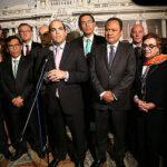 Ejecutivo se presenta en 10 días al Congreso por pedido de facultades