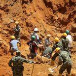 Mueren seis obreros sepultados por desmonte en Oxapampa