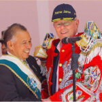 Alcalde compromete con obras a Presidente Kuczynski en su visita a Huánuco