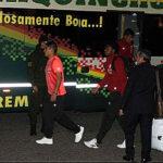 Mira la llegada de la selección peruana a La Paz (VIDEO)