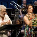 Plácido Domingo fue aclamado en el Festival de Salzburgo