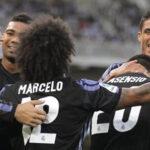 Liga española: Real Madrid sin Cristiano Ronaldo goleó 3-0 a Real Sociedad